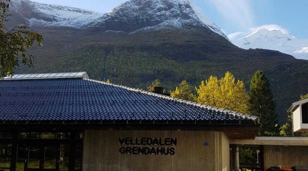 Velledalen grendahus. Foto: Velledalen grendahus